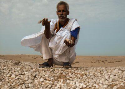 L'histoire des amas coquilliers avec Sidi ©LesAteliersPIXEL