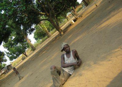 Pose à Ibi Village ©Les AteliersPIXEL