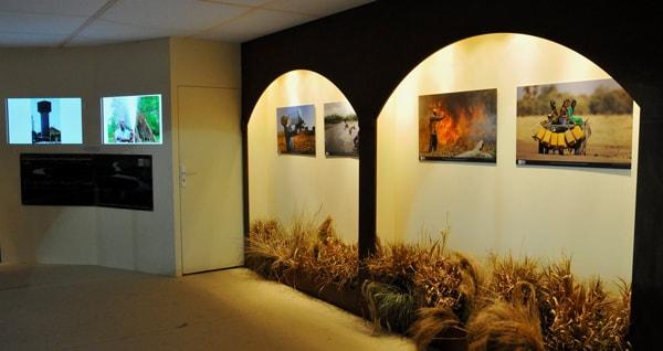 Exposition éducation à l'environnement et à l'image
