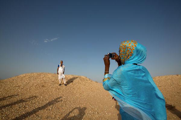 Ateliers photographiques PIXEL en Mauritanie