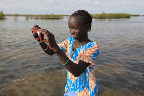 Ateliers photographiques Pixel en Casamance
