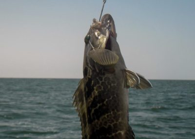 Une bonne pêche au large du village d'Iwik ©LesAteliersPIXEL