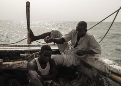 Pêcheurs Imraguen ©LesAteliersPIXEL