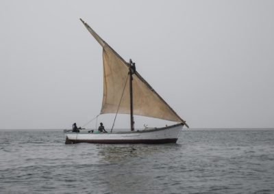 Pêcheurs Imraguen partant en mer ©LesAteliersPIXEL