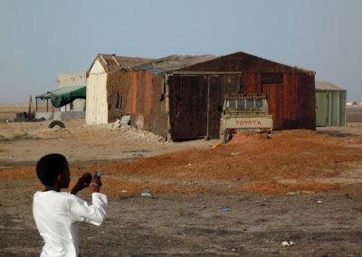 Atelier Pixel en Mauritanie : making of