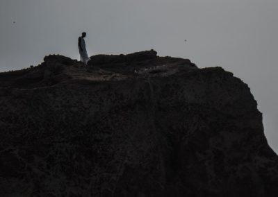 Contemplation à la pointe du cap Tafarit ©LesAteliersPIXEL