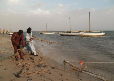 Pêcheurs du banc d'Arguin ©LesAteliersPIXEL